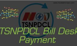TSNPDCL Bill Desk,Telangana Electricity Bill Payment