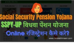 Vidhwa Pension UP