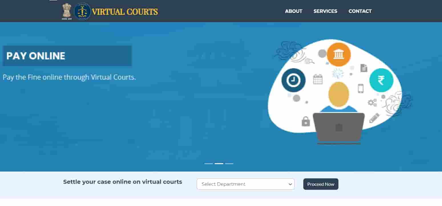 VCourts-Challan-Payment-