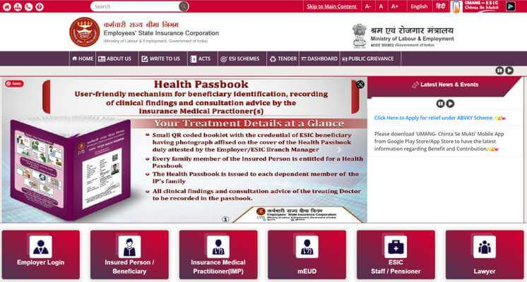ESIC-Online-Challan-Payment-1